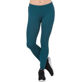 asics 7/8 Tights - Pantalones largos running Mujer - azul